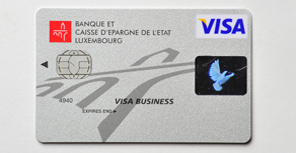 The card designed for the business world